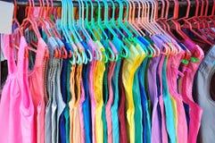 衣物方式 免版税库存照片