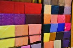 衣物时尚泰国样式 免版税库存图片