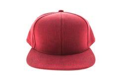 衣物的棒球帽 免版税图库摄影