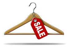 衣物销售额 向量例证