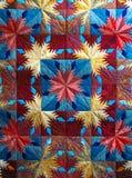 补缀品技术颜色抽象背景  库存照片