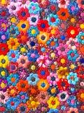 补缀品技术颜色抽象背景  免版税库存图片