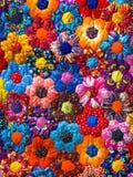 补缀品技术颜色抽象背景  免版税图库摄影