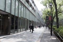 表参道之丘,日本 免版税库存照片