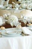 表婚礼 库存图片