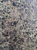 表岩石背景和纹理 库存图片