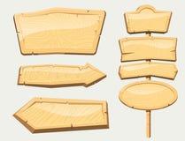 表明索引箭头方式传染媒介例证的目录木牌路板木片剂 向量例证