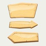表明索引箭头方式传染媒介例证的目录木牌路板木片剂 库存例证