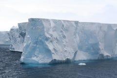 表格的冰山 库存照片