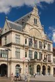 表演艺术剧院 跟特 比利时 免版税库存照片