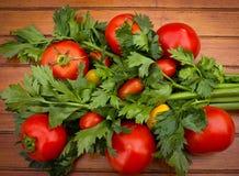 表蕃茄 免版税图库摄影