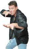 表达式fu kung 库存图片