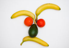 表面果子做 图库摄影