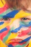 表面油漆 库存照片