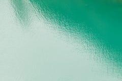 水表面波纹 免版税库存照片