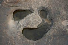 表面石头 库存图片