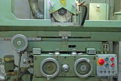 表面研磨机 库存照片