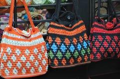 袋子中国传统 库存照片
