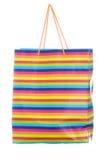 袋子五颜六色的购物 库存照片
