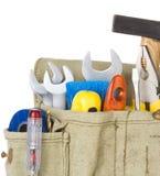 袋子传送带工具 免版税库存图片