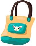袋子可再用的购物 图库摄影