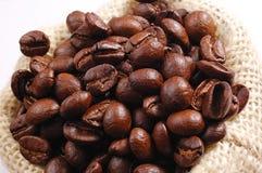 袋子咖啡 库存图片