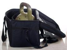 袋子大重量 免版税库存照片