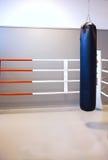 袋子拳击台 免版税库存图片