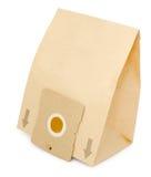袋子擦净剂尘土纸张真空 图库摄影