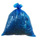 袋子查出的垃圾 库存照片