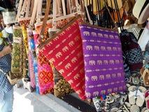 袋子猪圈泰国 库存图片