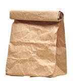 袋子纸张 库存照片