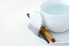 袋子茶 免版税库存照片
