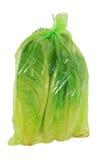 袋子莴苣 免版税库存照片