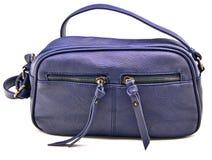 袋子蓝色 免版税库存图片