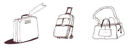袋子 图库摄影