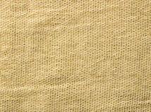 麻袋布纹理背景 库存图片