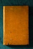 被佩带的书老 免版税库存图片