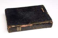 被佩带的圣经 免版税库存图片