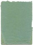 被佩带的蓝色老纸 免版税图库摄影