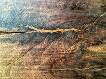 被修理的木头 免版税库存照片