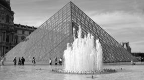 被倒置的金字塔看法  图库摄影