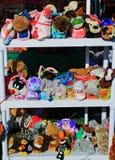 被充塞的玩具 免版税图库摄影