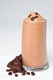 被冰的咖啡frappe 免版税库存照片