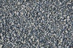 被击碎的花岗岩石头 图库摄影