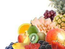 被分类的果子 图库摄影