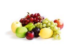 被分类的果子 免版税图库摄影