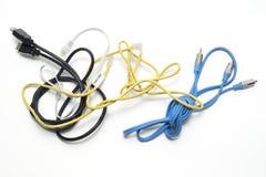 被分类的缆绳 库存照片
