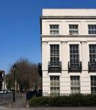 被列出的2个等级房子 免版税图库摄影