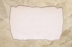 被剥去的背景包装纸 免版税库存图片